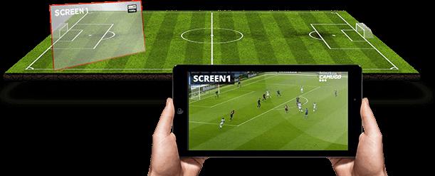 Virtual video frame selection